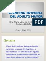 Atención Integral del AM 2012