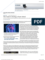The Guide to Beating a Heart Attack - WSJ.com