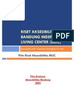 5-Laporan BILIC Bandung - PPT Evaluasi Akses