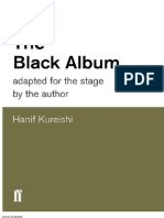 The Black Album - Adapted for the Stage - Kureishi, Hanif