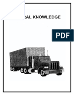 General Knowledge Test (Ver. 1) {Answer Key}