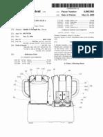 patente licuadora