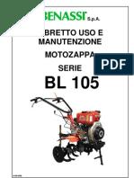 BENASSI BL105-I