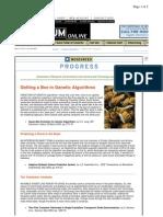 IEEE Spectrum Footprints