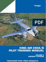 King Air C90 AB Pilot Training Manual