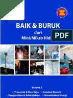 Baik & Buruk Dari MiniMikro Hidro Volume 2