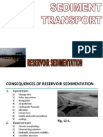 07 Reservoir Sedimentation