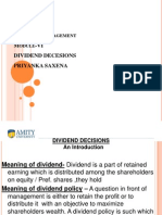 Dividend Decision (1)