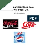 Phase II of Coke Analysis