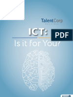 ICT- is it for you