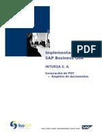 Manual de Usuario - Registro de Documentos Para PDT