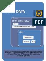 Data Integrasi  - Basis Data