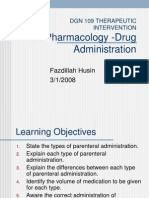(2) Basic Pharmacology 2