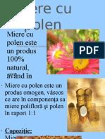 Miere cu polen