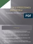 Filtracija u Procesnoj Industriji