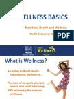 Wellness basics