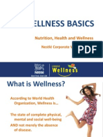 Wellness basics