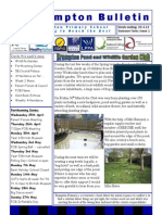 Issue 1 Newsletter