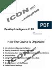 Edit Desktop Intelligence