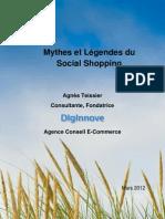 Mythes et Légendes du Social Shopping