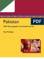 Pakistan - Key Findings