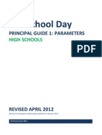Full School Day PRINCIPAL GUIDE 1