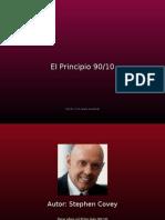 EL PRINCIPIO 90/10