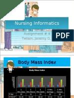 Nursing tics Tellain MS Power Point