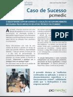Caso de Sucesso - Pcmedic - PT