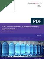 Acqua Minerale Confezionata