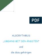 ANGST -ALGORHYTHMEN UND GEFÜHLE - KISS 1