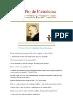 Padre Pio o Pensador de Joao Carlos
