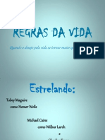 REGRAS DA VIDA