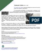 Biografia Manuel Lafuente Caloto