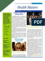 health matters april 2012
