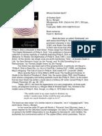 Whose Kindred Spirit Bk Review of Jami Morgan's Novel a Kindred Spirit