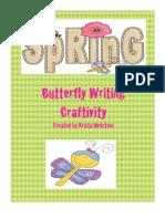 ButterflyCraftivity