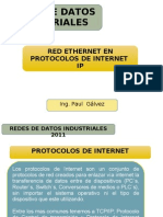 Ip en Ethernet