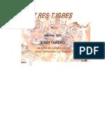 TRES TIGRES (sardana [de lluïment 2 Tpts. i Tbó.] d'en Josep Loredo)_PORTADA, PARTICEL·LES i SCORE