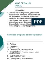 GTC 34 Programas de Salud Ocupacional