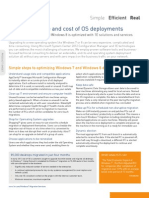 Cutting the time and cost of OS deployments