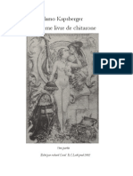 Kapsberger - Quarto Libro Di Chitarrone Intavolatura