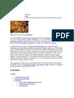 Frutos Climatericos y No Climatericos