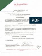 Acuerdo 041a-2003