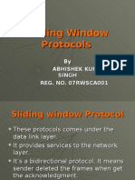 9234781 Sliding Window Protocols