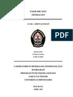 Cover Paper Uranit