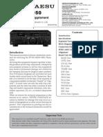 FT-950 Service Manual