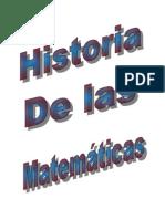 Historia de las matemáticas - Karin