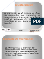 sistemas informacions