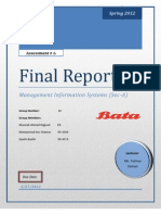 Bata Report Mis